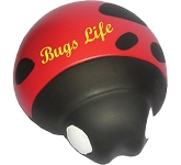 Ladybird Stress Toy  by Gopromotional - we get your brand noticed!