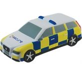 Police Car Stress Toy  by Gopromotional - we get your brand noticed!