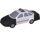 Police Squad Car Stress Toy  by Gopromotional - we get your brand noticed!