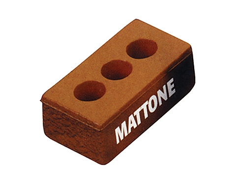 House Brick With Holes Stress Toy