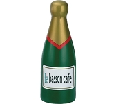 Champagnet Bottle Stress Toy  by Gopromotional - we get your brand noticed!