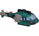 Military Helicopter Stress Toy  by Gopromotional - we get your brand noticed!