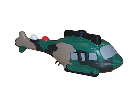 Military Helicopter Stress Toy