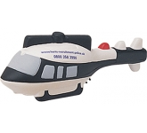 Police Helicopter Stress Toy  by Gopromotional - we get your brand noticed!