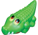 Floyd The Alligator Stress Toy  by Gopromotional - we get your brand noticed!