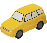 Estate Car Stress Toy  by Gopromotional - we get your brand noticed!