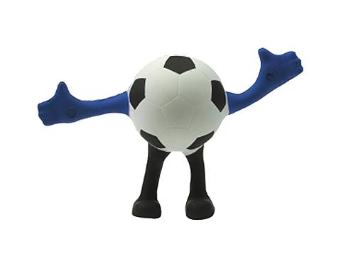 Football Man Stress Toy