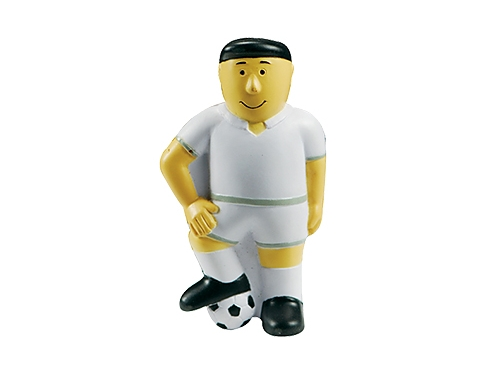 Football Player Stress Toy