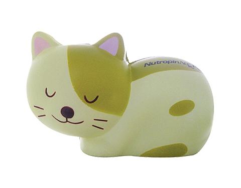 Sleeping Cat Stress Toy