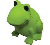 Kermit The Frog Stress Toy  by Gopromotional - we get your brand noticed!