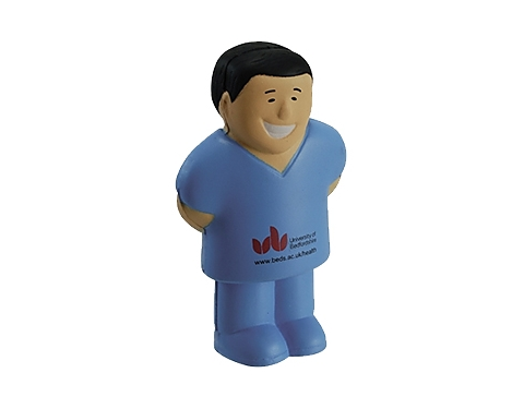Male Surgeon Stress Toy