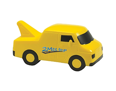 Recovery Truck Stress Toy