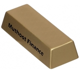 Gold Bar Stress Toy