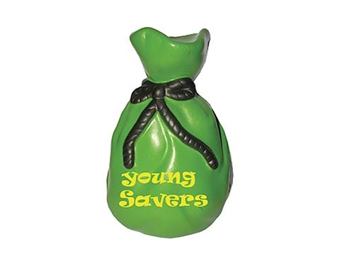 Money Bag Stress Toy