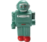 Robot Stress Toy  by Gopromotional - we get your brand noticed!