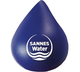 Droplet Stress Toy  by Gopromotional - we get your brand noticed!