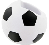 Football Phone Holder Stress Toy  by Gopromotional - we get your brand noticed!