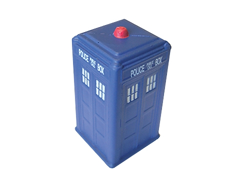 Doctor Who Police Box Stress Toy