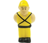 Construction Worker Stress Toy