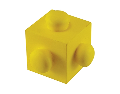 Square Building Block Stress Toy