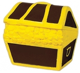 Pirates Treasure Chest Stress Toy  by Gopromotional - we get your brand noticed!