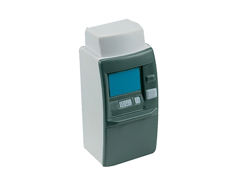 City ATM Cash Machine Stress Toy