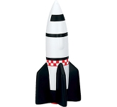 Blast Rocket Stress Toy