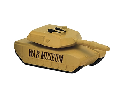 Army Tank Stress Toy