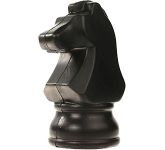 Knight Chess Piece Stress Toy  by Gopromotional - we get your brand noticed!