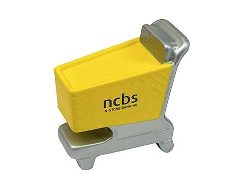 Shopping Trolley Stress Toy
