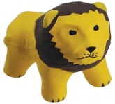 Leo The Lion Stress Toy  by Gopromotional - we get your brand noticed!