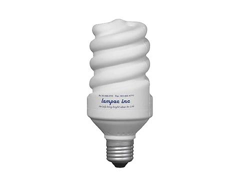 Low Energy Light Bulb Stress Toy