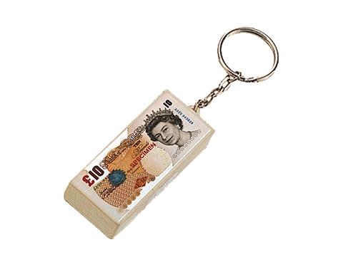 Money Keyring Stress Toy