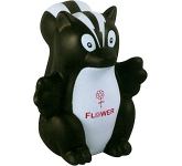 Skunk Stress Toy  by Gopromotional - we get your brand noticed!