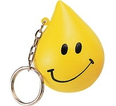 Droplet Keyring Stress Toy