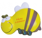 Bumble Bee Stress Toy  by Gopromotional - we get your brand noticed!