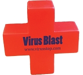 First Aid Cross Stress Toy