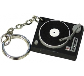 Turntable Keyring Stress Toy