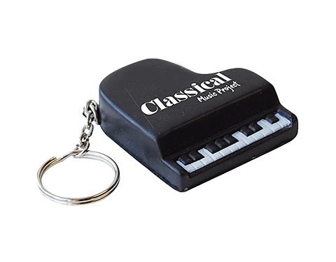 Piano Keyring Stress Toy