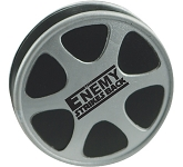 Film Reel Stress Toy  by Gopromotional - we get your brand noticed!