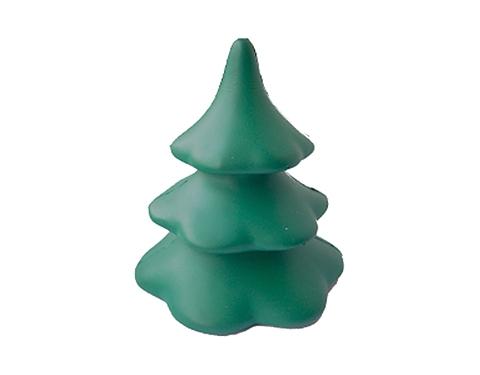 Festive Christmas Tree Stress Toy