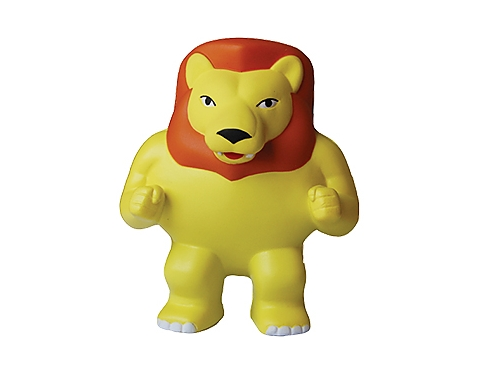 Aslan The Lion Mascot Stress Toy