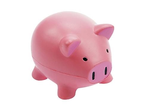 Mini Porky Pig Stress Toy