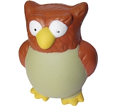 Wise Owl Stress Toy