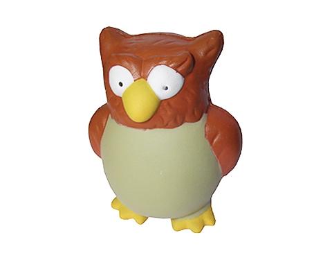 Wise Owl Stress Toy