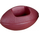 Rugby Ball Phone Holder Stress Toy  by Gopromotional - we get your brand noticed!