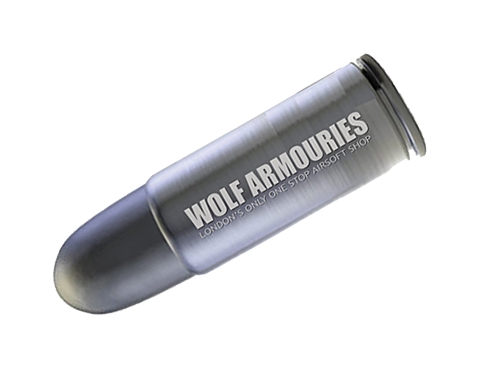 Bullet Stress Toy