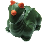 Dino Dinosaur Stress Toy  by Gopromotional - we get your brand noticed!