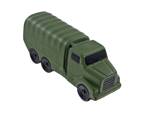 Millitary Truck Stress Toy