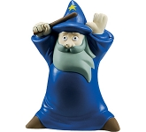 Merlin Wizard Stress Toy  by Gopromotional - we get your brand noticed!